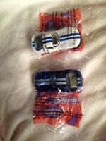 2000 Hotwheels Racing Viper set stripes set Rare Promo Baggies