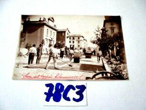 ROMA  FOTOGRAFIA  BITUMATURA STRADE (78C3)
