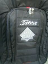 Brand New, Titleist Carry On Roller Bag, Has Logo
