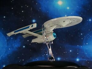 STAR TREK USS Enterprise NCC-1701 REFIT Eaglemoss Diecast Model Starship A612