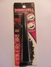 COVERGIRL Bombshell POW-der Brow & Liner Eyebrow Powder Black & Blonde Mix x 2