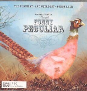 Richard Glover Presents Funny Peculiar CD 016A