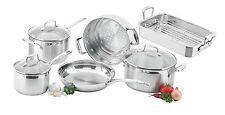 Scanpan Impact 6Pcs Cookware Set with Roaster