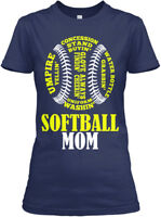 Off-the-rack Softball Mom - Concession Stand Buyin' Gildan Women's Tee T-Shirt