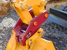 Hitachi EX/ZX 30/33/35 Spring type manual quick hitch/coupler