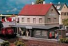 PIKO HO SCALE 1/87 BURGSTEIN STATION BUILDING KIT  BN  61820