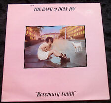 "45rpm 12"" Single BAND OF HOLY JOY Rosemary Smith/The Aspidistra House/Hanging"