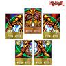 YUGIOH Orica Exodia Komplett 5x SET COMMON Anime + YU-GI-OH Karten Hülle ✅