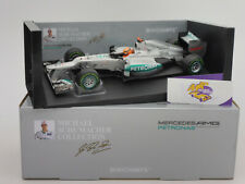 Minichamps 110120407 # Mercedes AMG W03 No.7 Brazil GP 2012 M.Schumacher 1:18