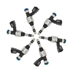 For LaCrosse CTS SRX Equinox Terrain 3.0L 6 PCS ACDelco Fuel Injector 217-3449