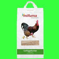 Mifuma 5 kg Legewachtelfutter Wachtelfutter ohne Gentechnik