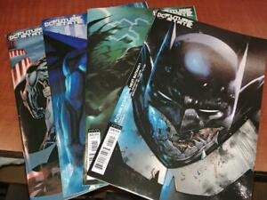 Future State The Next Batman Set #1-4 Variant Cover  DC Comics 2021  NM 9.4