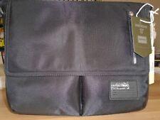 Black Phasers Shoulder Laptop Bag by Diesel Black  NEW  RRP £75