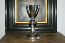 Calice en argent massif et vermeil oeuvre des tabernacles XIXe siècle