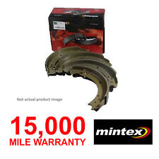 REAR MINTEX BRAKE SHOES SET FOR CITROËN BERLINGO BOX XSARA PICASSO (1996-2007)