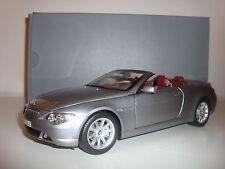 BMW 6er CABRIO E64 GRAU 1:18 DEALER
