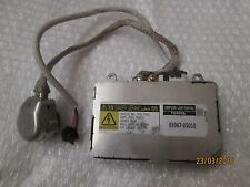 LEXUS LS600H LS600HL HEADLIGHT HID HD XENON BLAST SENSOR ECU 81107-22A10 07 - 08