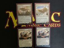 MTG Modern White Red Vehicles And Dwarves Deck Box Sleeves Magic