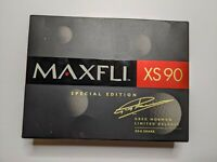 12 Vintage MAXFLI XS 90 XS-0 Shark Golf Balls Special Edition Greg Norman