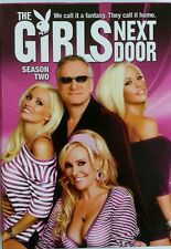 The Girls Next Door - Season Two 2 (DVD, 2009, 3-Disc Set) Playboy Reality Show!