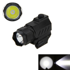 Tactical 3000Lm XPG-R5 LED Gun Rifle Shotgun flashlight Mount Hunting Torch Lamp