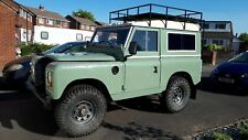 Land rover series 3 1973 2.6 6 cylinder tax and mot exempt