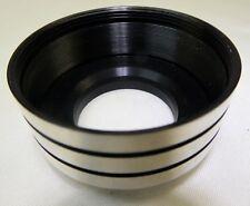 Metal 34-35mm Lens hood for UV Topcor 135mm f4 lens 100mm Topcon