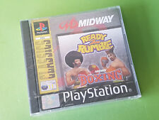 Ready 2 Rumble  Sony PlayStation 1 PS1 Game - Midway *NEW & SEALED*