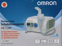 OMRON Kompressor-Inhalationsgerät CompAir C28P - PZN 9327978 - neu&OVP v.med. FH