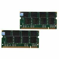 2 X1GB PC2700 DDR333 Non ECC 200-Pin Memory CL2.5 Portatil (SODIMM) (RAM) S1F4