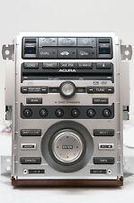 05-08 Acura RL XM Radio Stereo MP3 DVD 6 Changer CD Player 4XL OEM 39100SJAA002