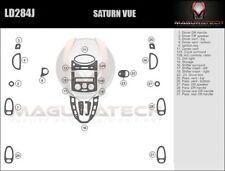 Fits Saturn Vue 2002-2005 Basic Premium Wood Dash Trim Kit