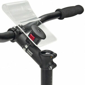 ASISTA Fahrrad Kartenhalter KlickFix MiniMap 2 für Vorbau und Lenker