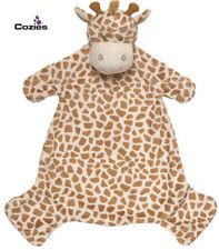 Peluches et doudous girafes en velours pour bébé