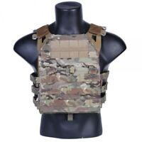 Tactique Vest Multicam By Emerson Gear Jumper Plaque Carrier