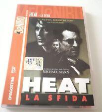 HEAT LA SFIDA FILM DVD ITALIANO R.DE NIRO OTTIMO SPED GRATIS SU + ACQUISTI