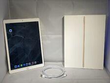 "Apple iPad Pro 1st Gen. 128GB, Wi-Fi Only 12.9 in - Gold 1st Generation 12.9"""