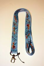 Children's Lanyard - Tinkerbell - Blue - FREE FAST Shipping