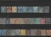 france early stamps ref 11705