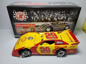 2007 Kevin Harvick #29 Shell Dirt Late Model 1:24 Prelude To The Dream ADC MIB