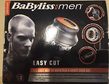 New In Box Babyliss Pro Easy Cut Men's Cordless Trimmer Shaver Set NIB