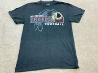 Washington Redskins NFL T-Shirt Men's Size Medium Gray