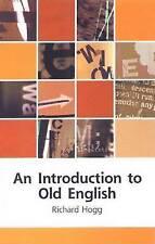 (Good)-An Introduction to Old English (Edinburgh Textbooks on the English Langua
