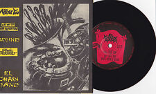 "(EL) Chain Gang-Kill for you 2x7"" Testors Voidoids New York Post Punk No Wave"