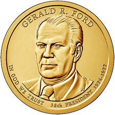 2016-D GERALD R. FORD  PRESIDENTIAL DOLLAR COIN