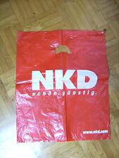 Plastiktüte von NKD