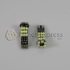 2 x Bombillas 24 LED SMD T10 W5W 164 198 Coche Posicion... Bombilla Blanco Xenon