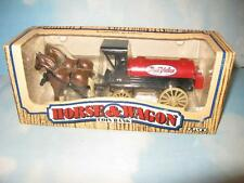 Horse and Wagon..BANK.. MIB.. ERTL Diecast..Authentic Replica