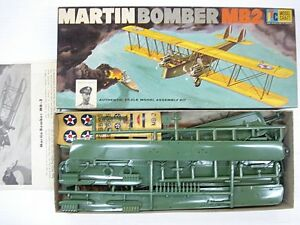1962 ITC Martin Bomber MB2 Model Kit new in box