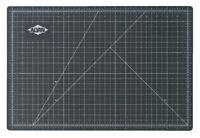 Professional Self-Healing Cutting Mat, 12 x 18 Inches, Green/Black